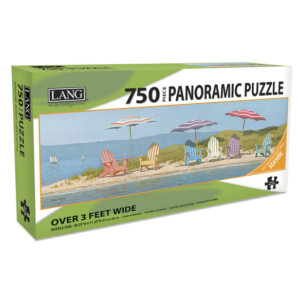 Summer Colors Panoramic Puzzle 750pc