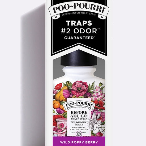 Wild Poppy Berry 2oz Boxed
