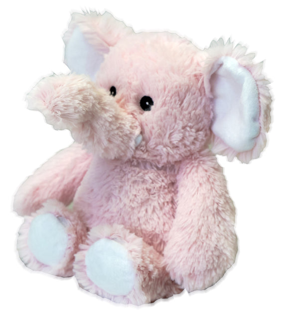 Warmies Pink Elephant