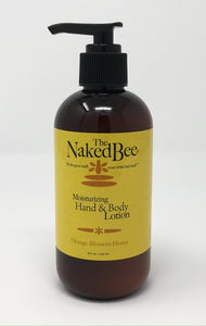 The Naked Bee Orange Blossom Honey Lotion 8oz