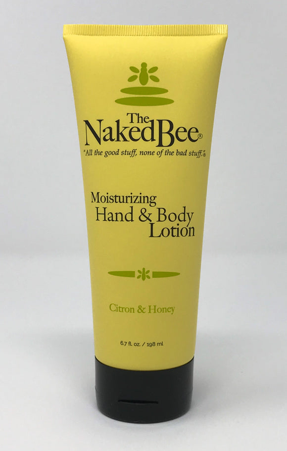 The Naked Bee Citron and Honey Lotion 6.7oz