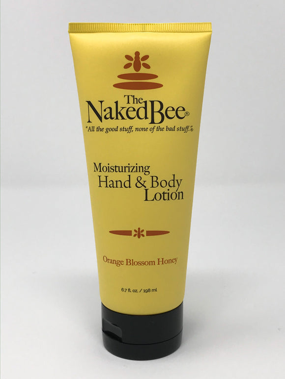 The Naked Bee Orange Blossom Honey Lotion 6.7oz