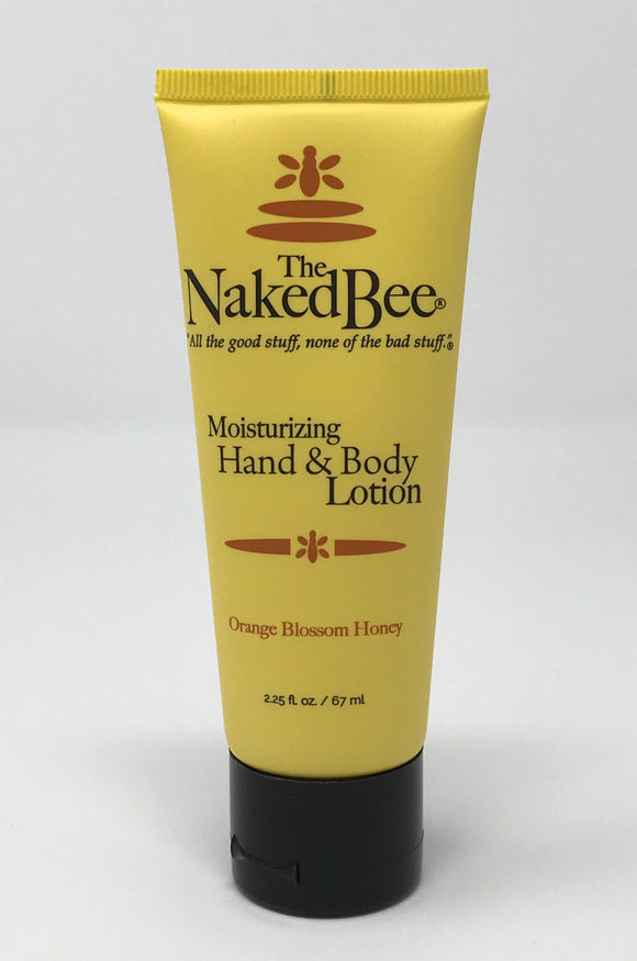 The Naked Bee Orange Blossom Honey Lotion 2.25oz