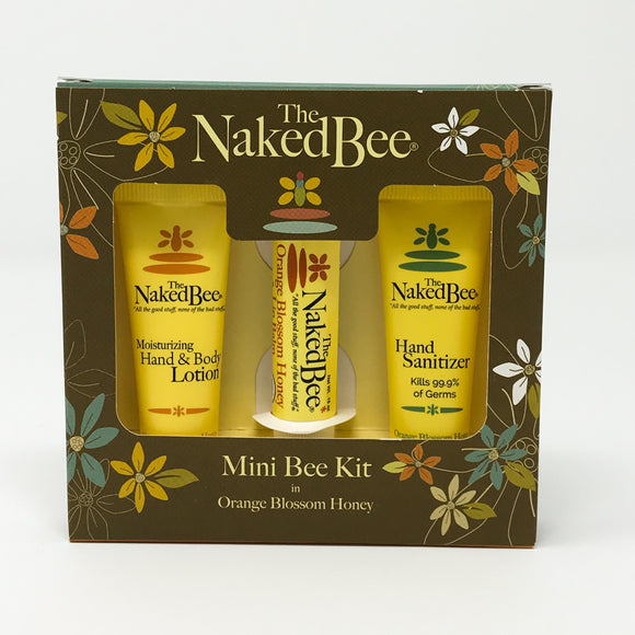 The Naked Bee Mini Bee Kit