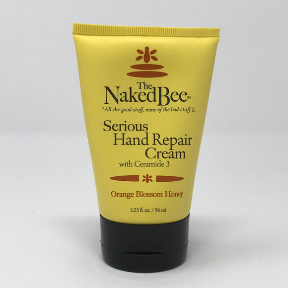 The Naked Bee Orange Blossom Honey Serious Hand Repair