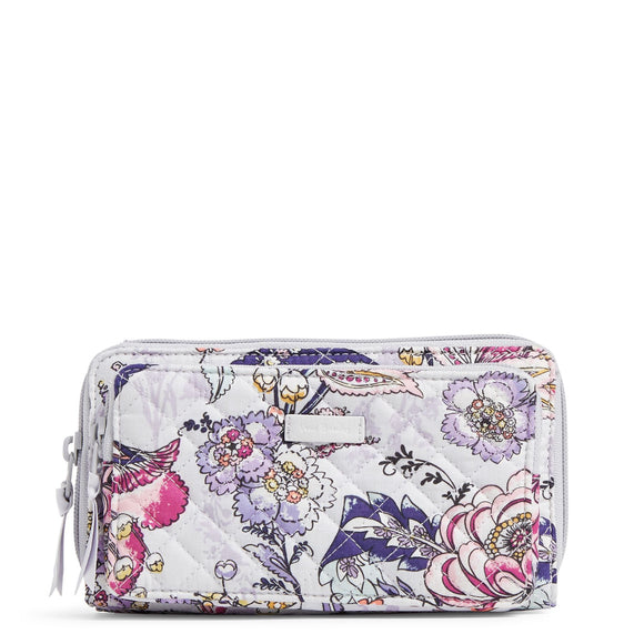 RFID Deluxe All Together Crossbody Hummingbird Park