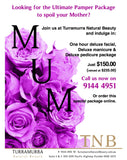 Mothers Day Ultimate Pamper Package