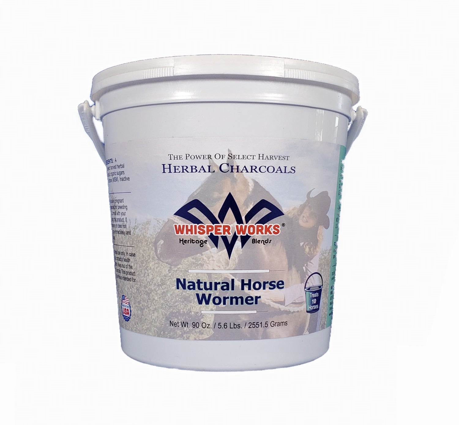 Natural Horse Wormer - 10 Horse