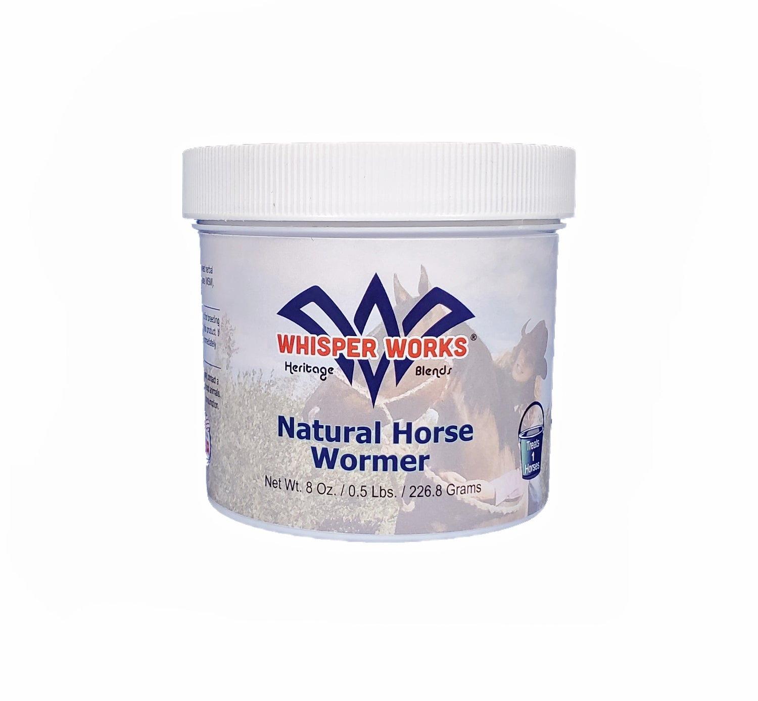 Natural Horse Wormer - 1 Horse