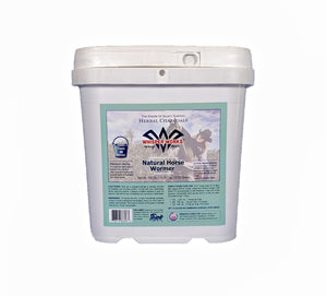 Natural Horse Wormer - 20 Horse