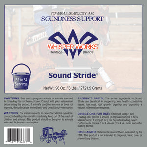 Sound Stride 96 Oz.