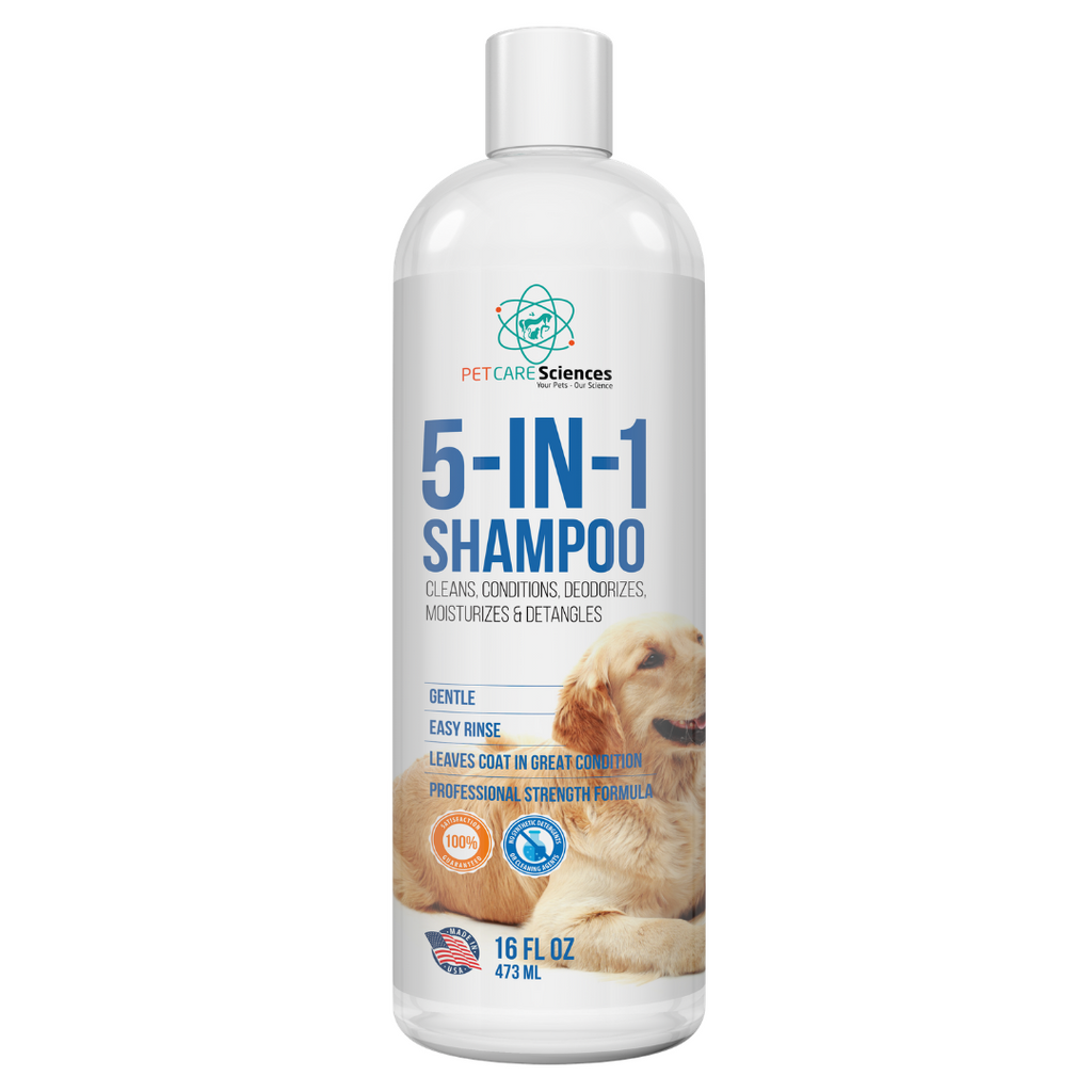 PET CARE Sciences® 5-in-1 Dog Shampoo