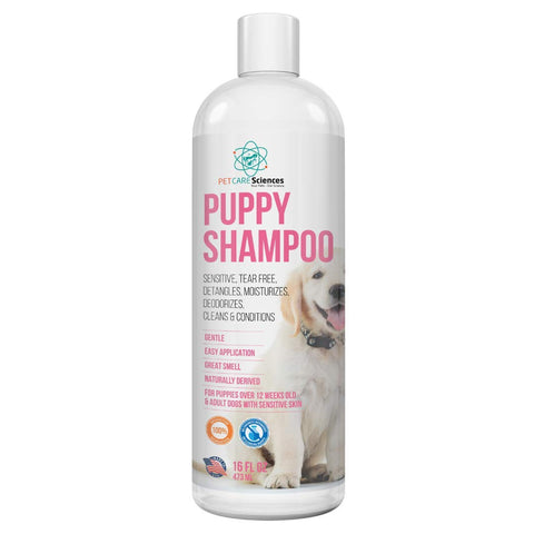 PET CARE Sciences® Puppy Shampoo