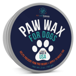 PET CARE Sciences® Paw Wax and Snout Balm