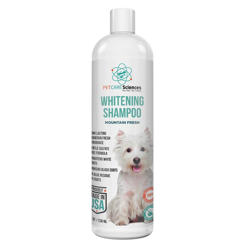 PET CARE Sciences® Dog Whitening Shampoo
