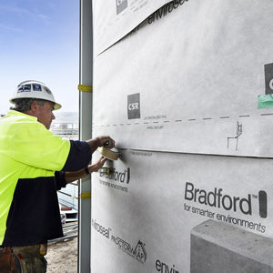 Bradford Enviroseal Commercial Wall Wrap 1500mm - Patnicar Insulation