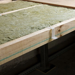 Bradford Optimo Underfloor Insulation R2.5 Saddles (New build) - Patnicar Insulation