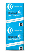 Load image into Gallery viewer, Bradford SoundScreen Steel Frame Acoustic Insulation Batts - R2.0 - 1200 x 600mm - 6.5m²/pack - Patnicar Insulation