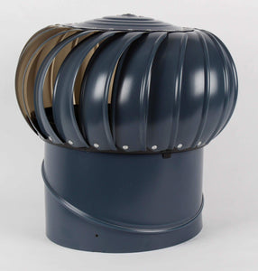 Bradford Ventilation Windmaster Wind-Driven Roof Vent - Patnicar Insulation