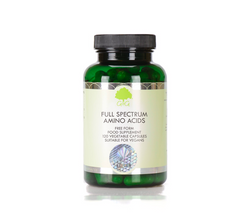 Full Spectrum Amino Acids - 120 Capsules