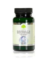 Sublingual Vitamin C & Bioflavonoids - 50g Powder