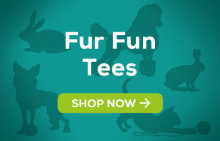 Fur Fun Tees by Shaggy Chic Apparel