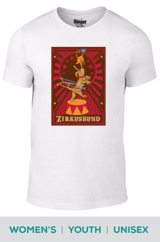 ZirkusHund Cotton T-shirt