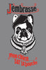 I Kiss My Dog on the Lips (French) Cotton T-shirt