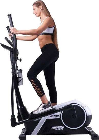 Vélo Elliptique - Crosstrainer Machine Fitness