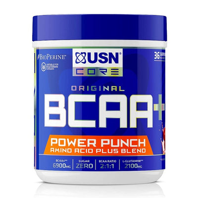 BCAA Power Punch USN Acides Aminés 400 g
