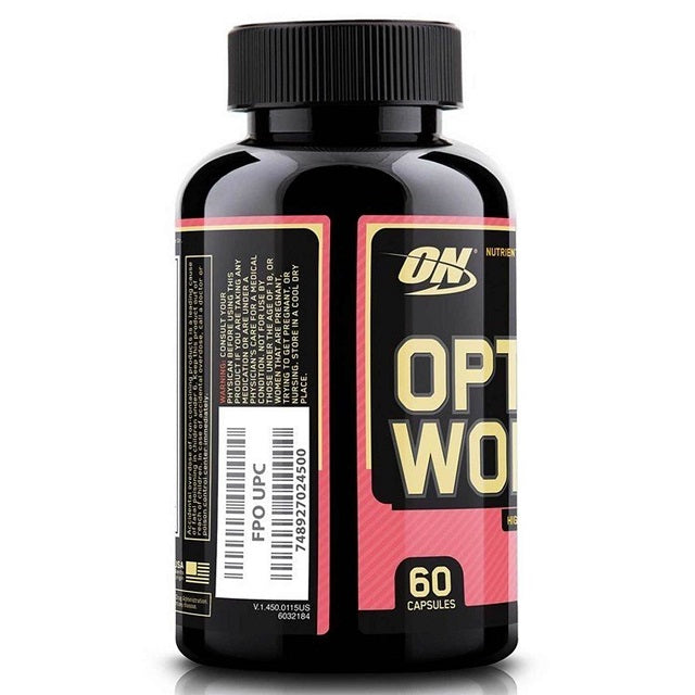 Opti Women Multivitamine Optimum Nutrition 60 Caps