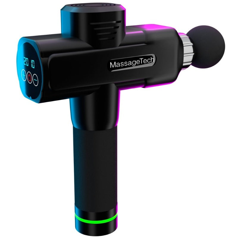 Pistolet de Massage Musculaire MassageTech