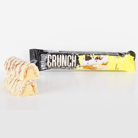 Barre Protéinée Warrior Crunch