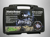 NightSnipe NS-750 EXTREME DIMMER Switch (67mm Objective) IR Illuminator Hunting Light Kit