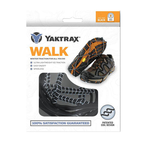 Yaktrax Walk Black, Small