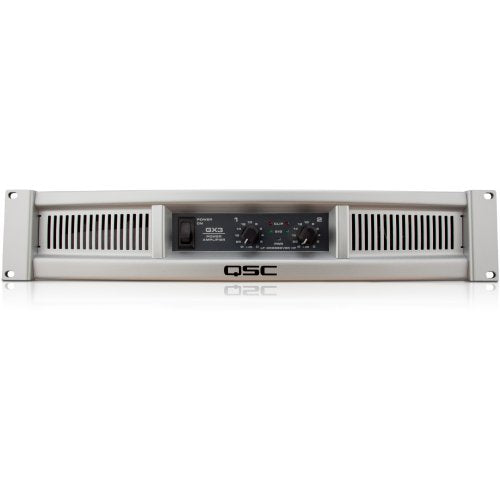 QSC GX3 POWER AMPLIFIER (300 WATTS)