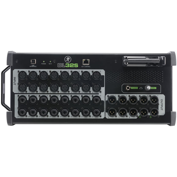 MACKIE DL32S 32 CHANNEL DIGITAL LIVE WIRELESS MIXER