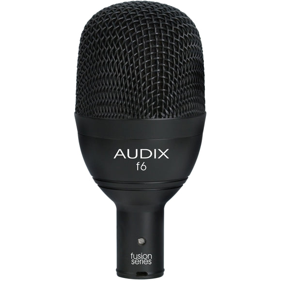 AUDIX F6 KICK DRUM INSTRUMENT MIC