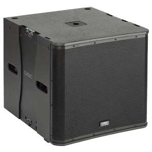 QSC KLA181 POWERED LINE ARRAY SUBWOOFER