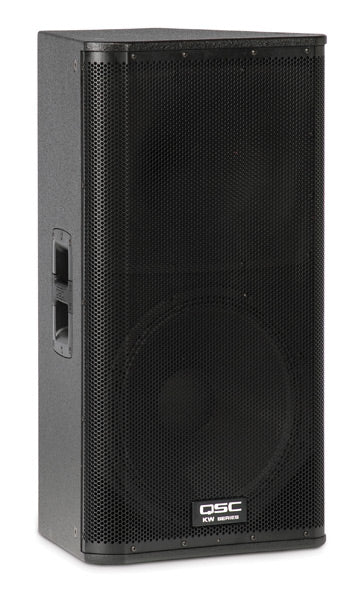 QSC KW152 1000 WATT 15 INCH 2-WAY ACTIVE LOUDSPEAKER
