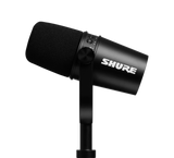 SHURE MV7 USB / XLR PODCAST MICROPHONE