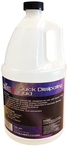 CHAUVET QDF QUICK DISSIPATING FOG FLUID