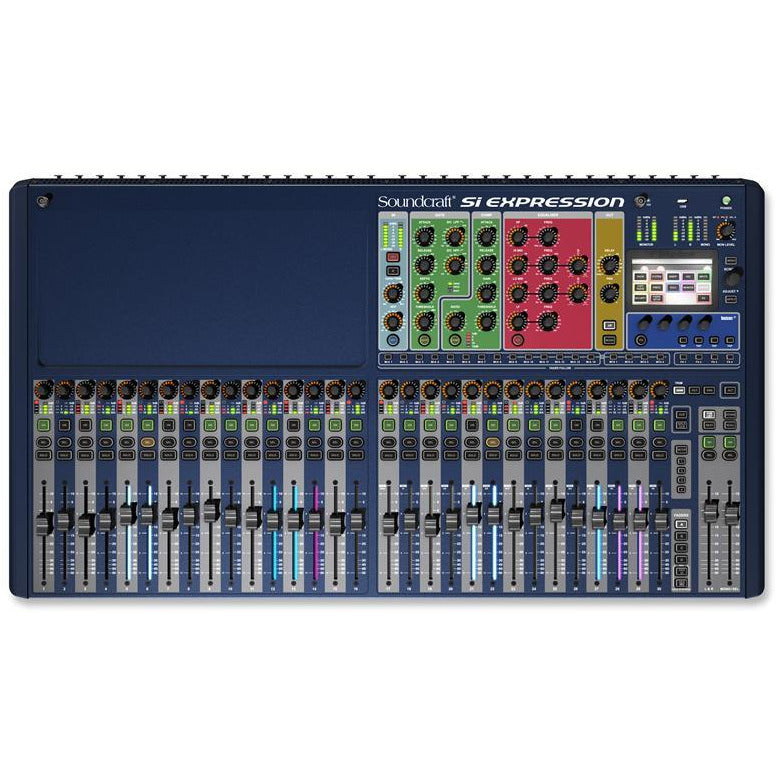 SOUNDCRAFT SI EXPRESSION 3 DIGITAL LIVE CONSOLE (32CH)