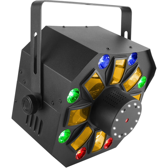 CHAUVET DJ SWARM WASH FX 4-IN-1 LED EFFECT