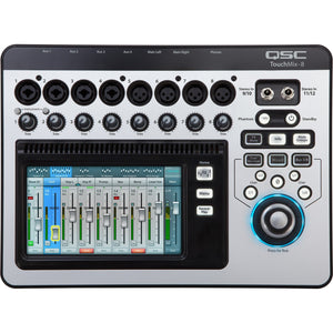 QSC TOUCHMIX-8 COMPACT DIGITAL MIXER