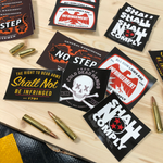 Shall Not Comply Sticker Pack
