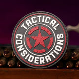 Tactical Considerations MORALE PATCH