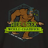BIGFOOT! THE WORLD CHAMPION