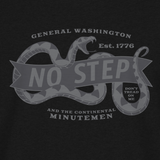 LONG SLEEVE - No Step Vintage Black