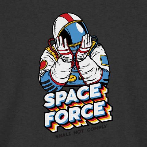 Space Force CHARCOAL